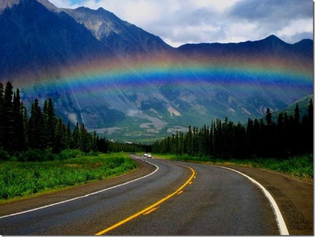 40 интересных фактов о радуге — общенет