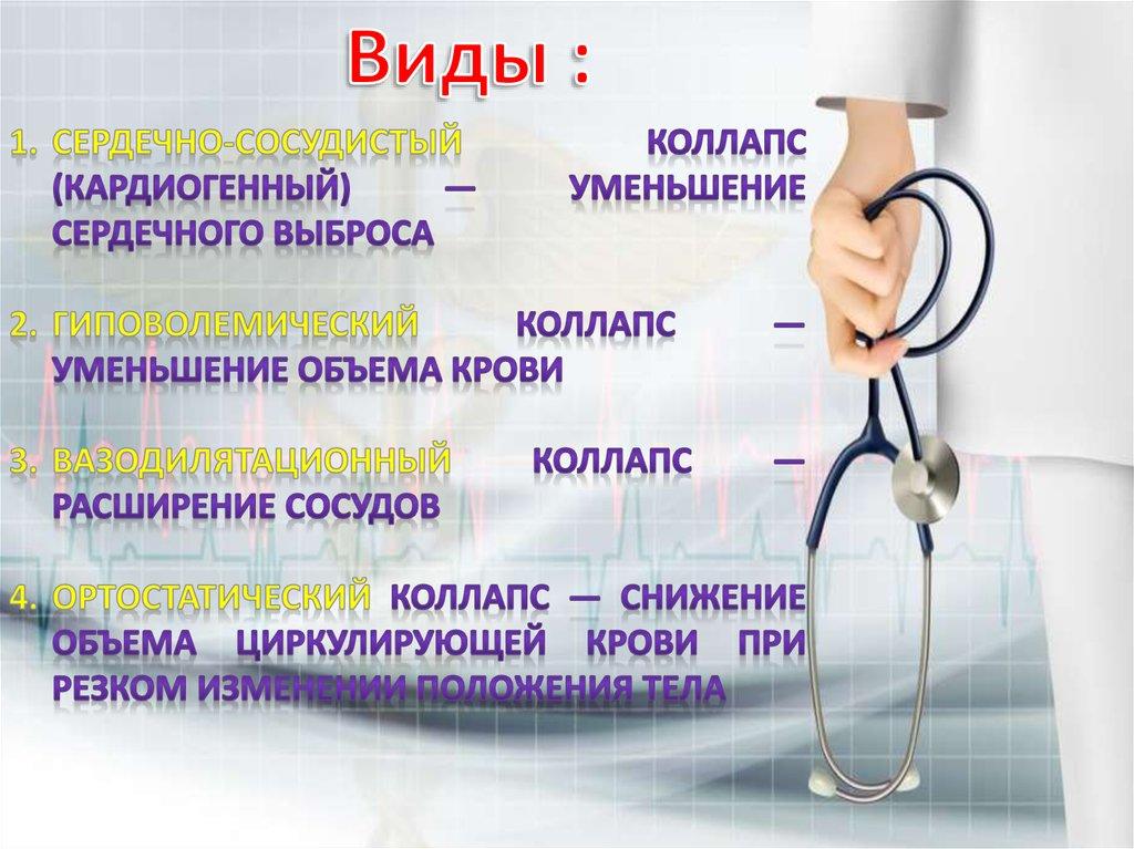 Коллапс (медицина) — википедия. что такое коллапс (медицина)