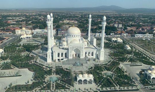 Мечеть что это? значение слова мечеть