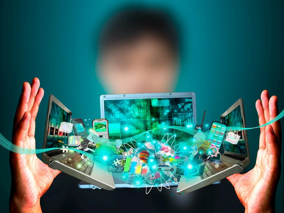 Виды интернет технологий