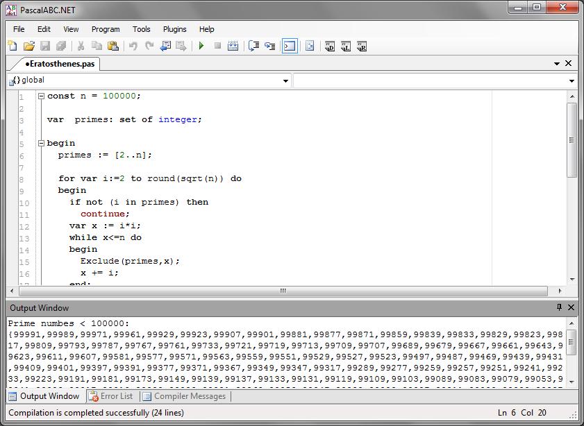Основы программирования паскаль: насколько сейчас востребован этот язык?