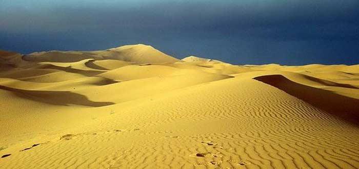 Пустыня — википедия