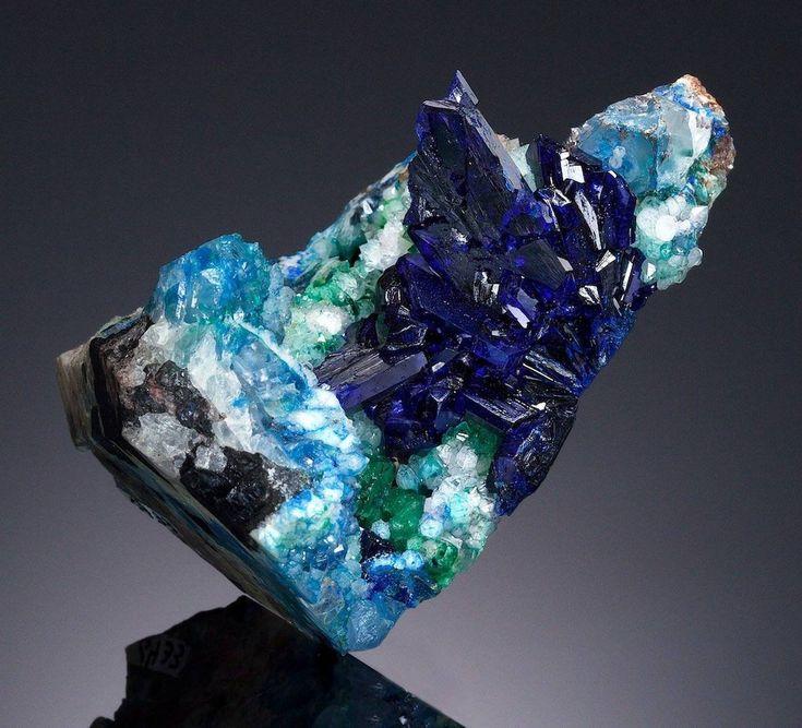 Какие бывают минералы и какими свойствами обладают?