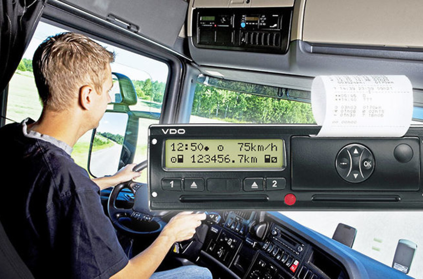 Тахографы, что это такое, что водителю важно знать
