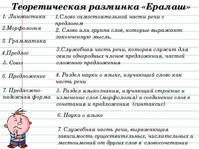 Какие бывают частицы в русском языке