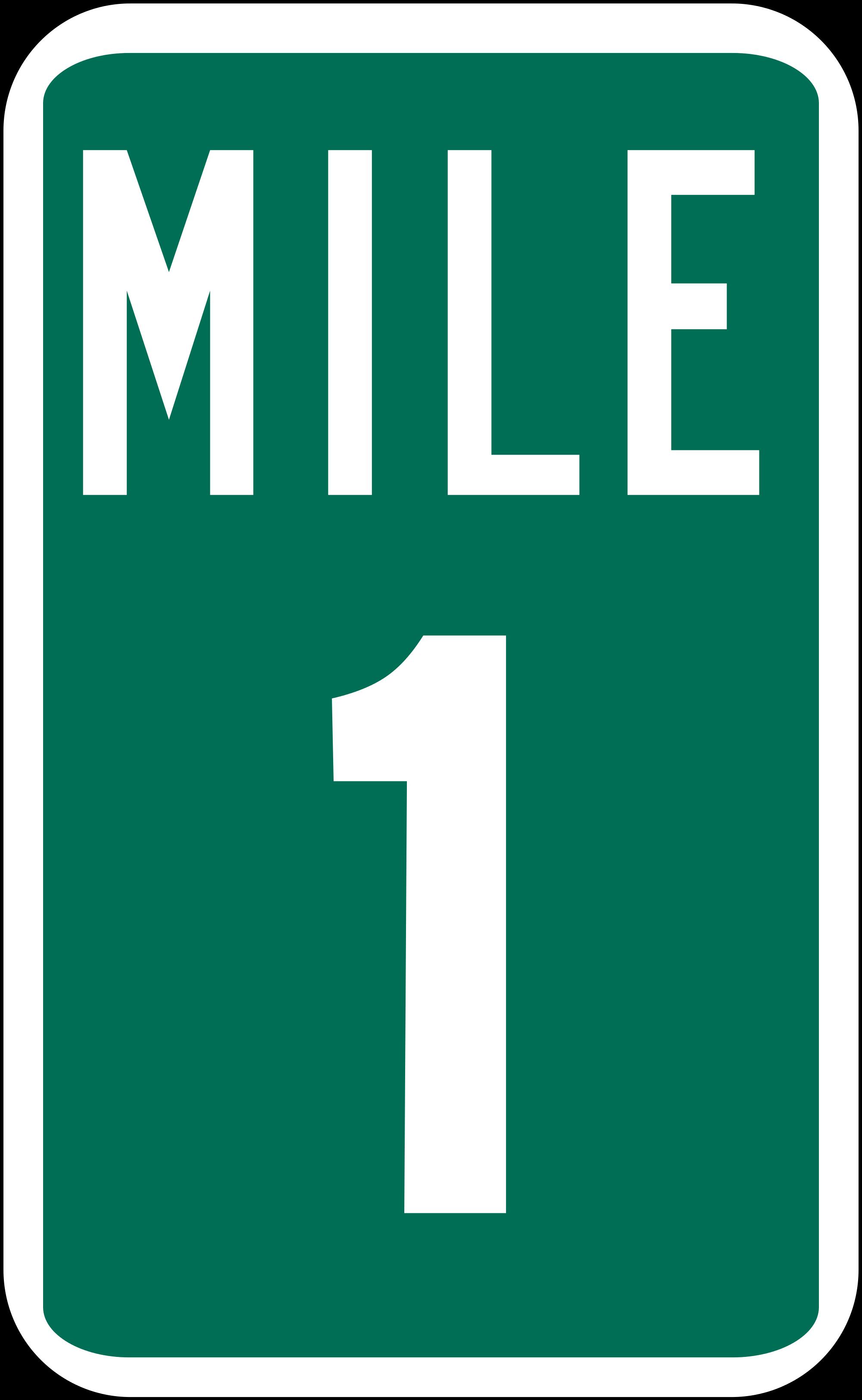 Сколько километров в миле?