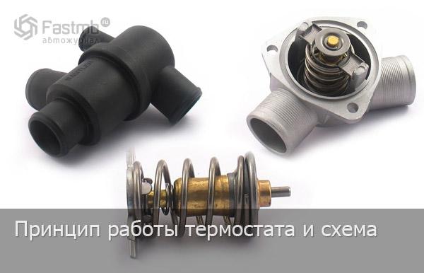 Что такое автомобильный термостат: устройство, принцип работы, неисправности