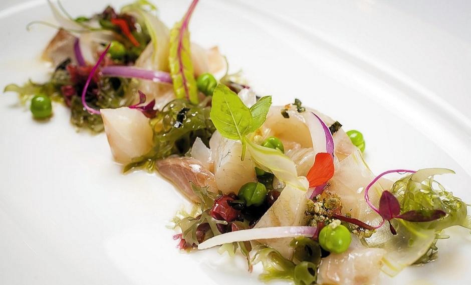 Севиче из лосося и сибаса – кулинарный рецепт