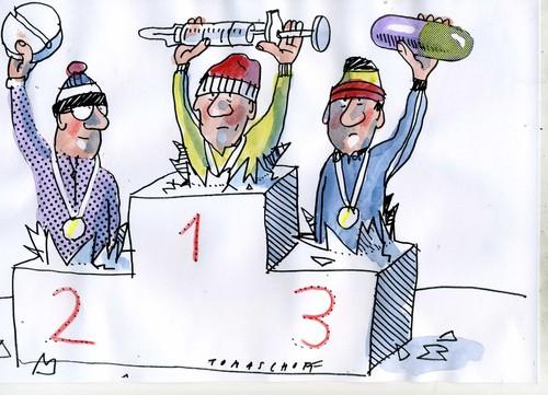 Допинг – это... что такое допинг в спорте?