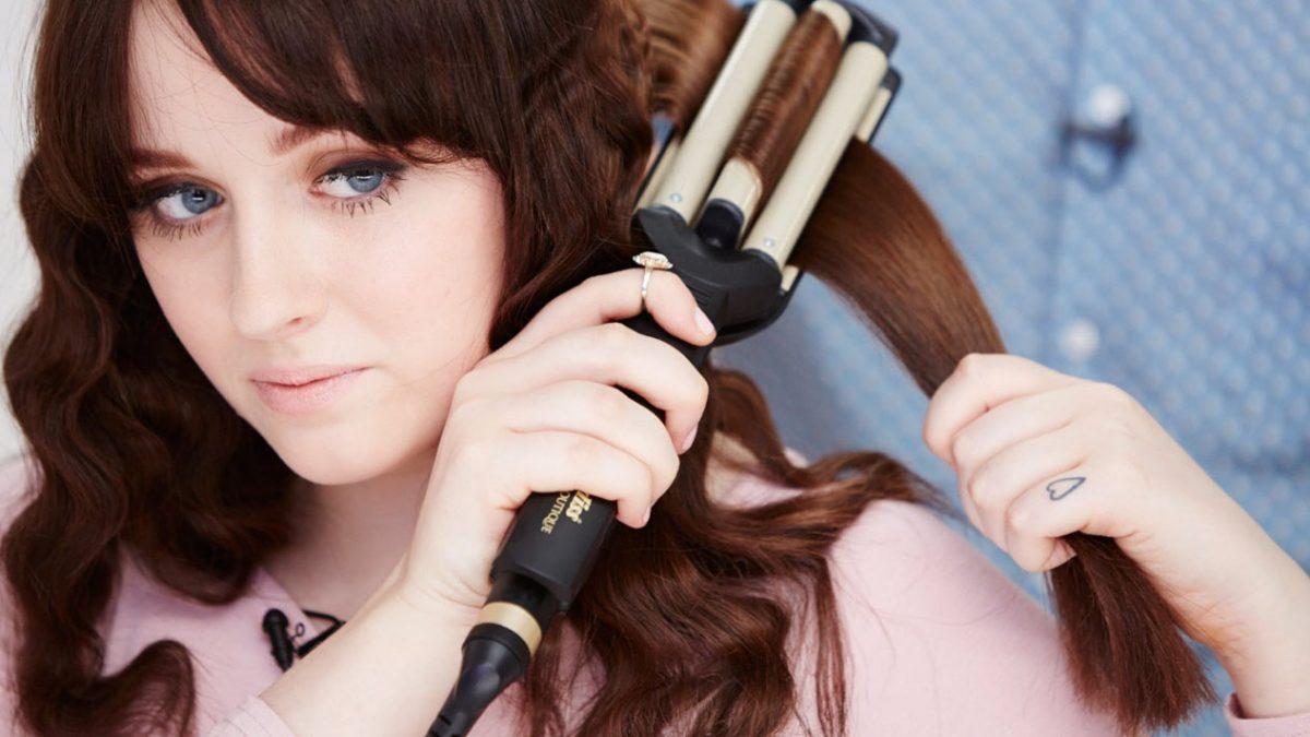 Плойка (54 фото): профессиональные простые щипцы для завивки волос, создания кудрей и прикорневого объема локонов. как выбрать? средства и отзывы