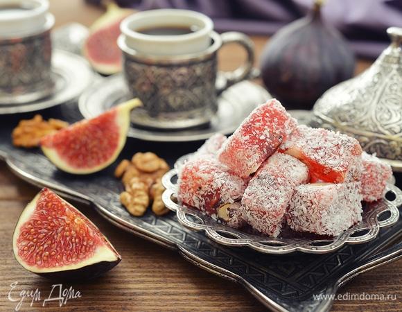 Рахат-лукум в домашних условиях. 7 рецептов приготовления классической турецкой сладости