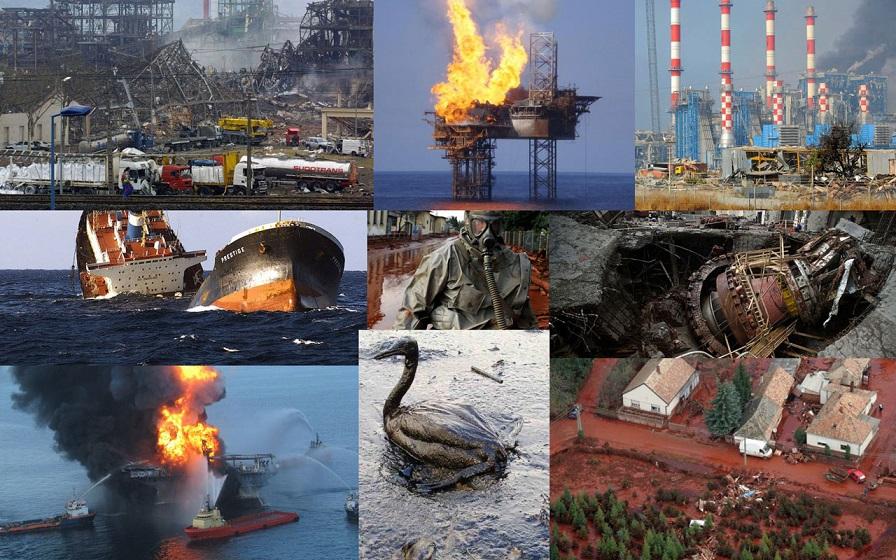 Самые крупные экологические катастрофы в мире в 21 веке | укрстрахование