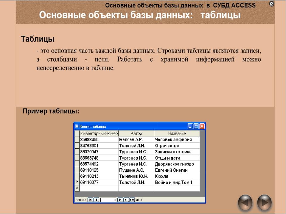 База данных — википедия с видео // wiki 2