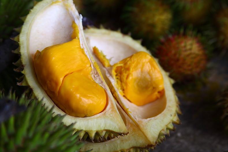 Дуриан - фрукт с ужасным запахом и волшебным вкусом - фото