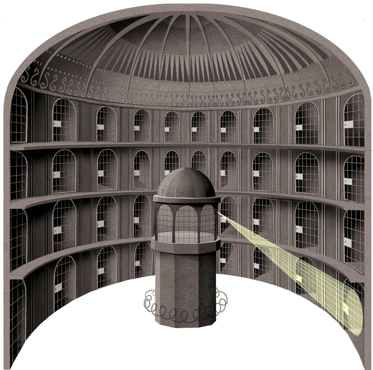 Паноптикум - это собрание, музей или тюрьма? :: syl.ru