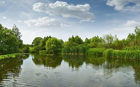 Что такое система реки. река и речная система