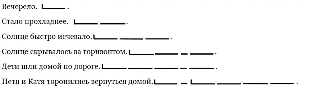 Полный синтаксический разбор предложения — образец от эксперта и подробнейшая инструкция