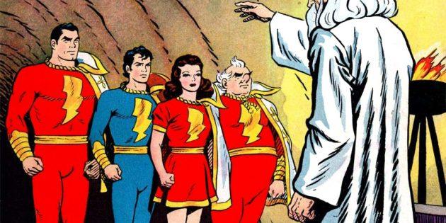 Всё, что нужно знать о шазаме — супергерое с характером ребёнка - лайфхакер