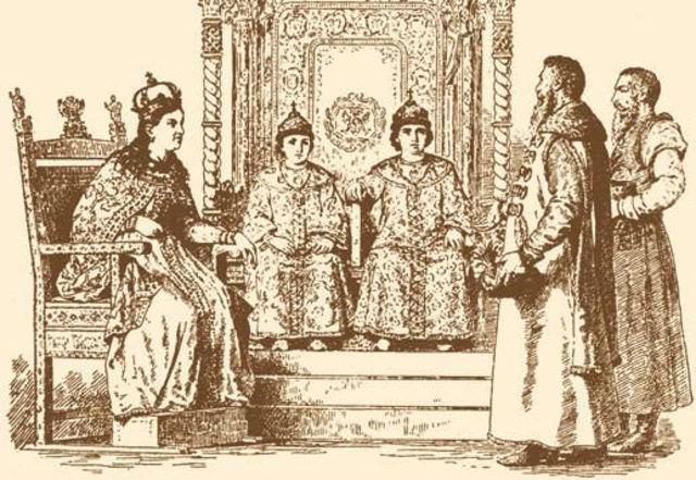 Хованщина: восстание московских стрельцов в 1682 году