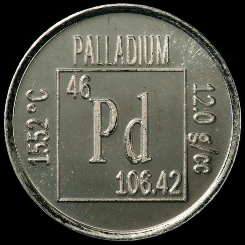 Палладий — что это такое, драгоценный металл или нет, где применяется и как выглядит, свойства (температура плавления, цвет)