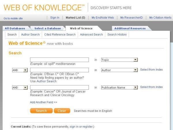 Индекс хирша в scopus   ru-science.com