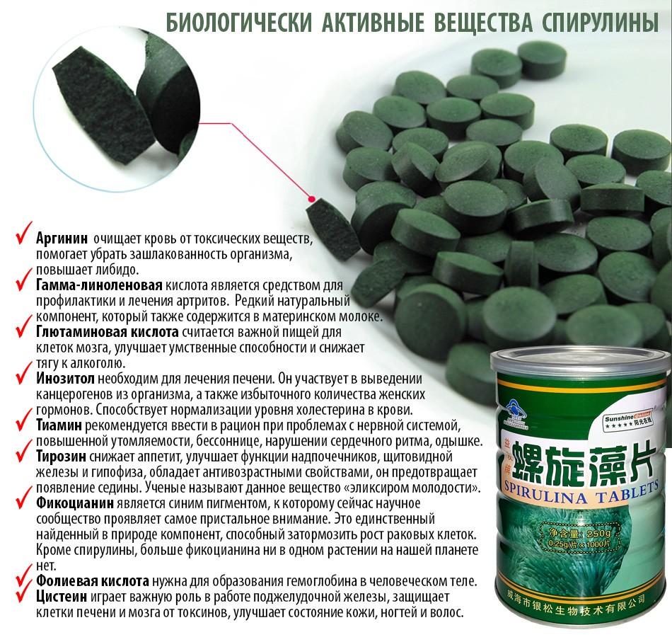 Спирулина: как выбрать форму выпуска, препараты | myveganclub