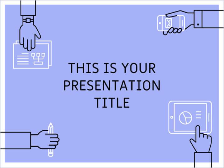 Как создать макет слайда в microsoft powerpoint