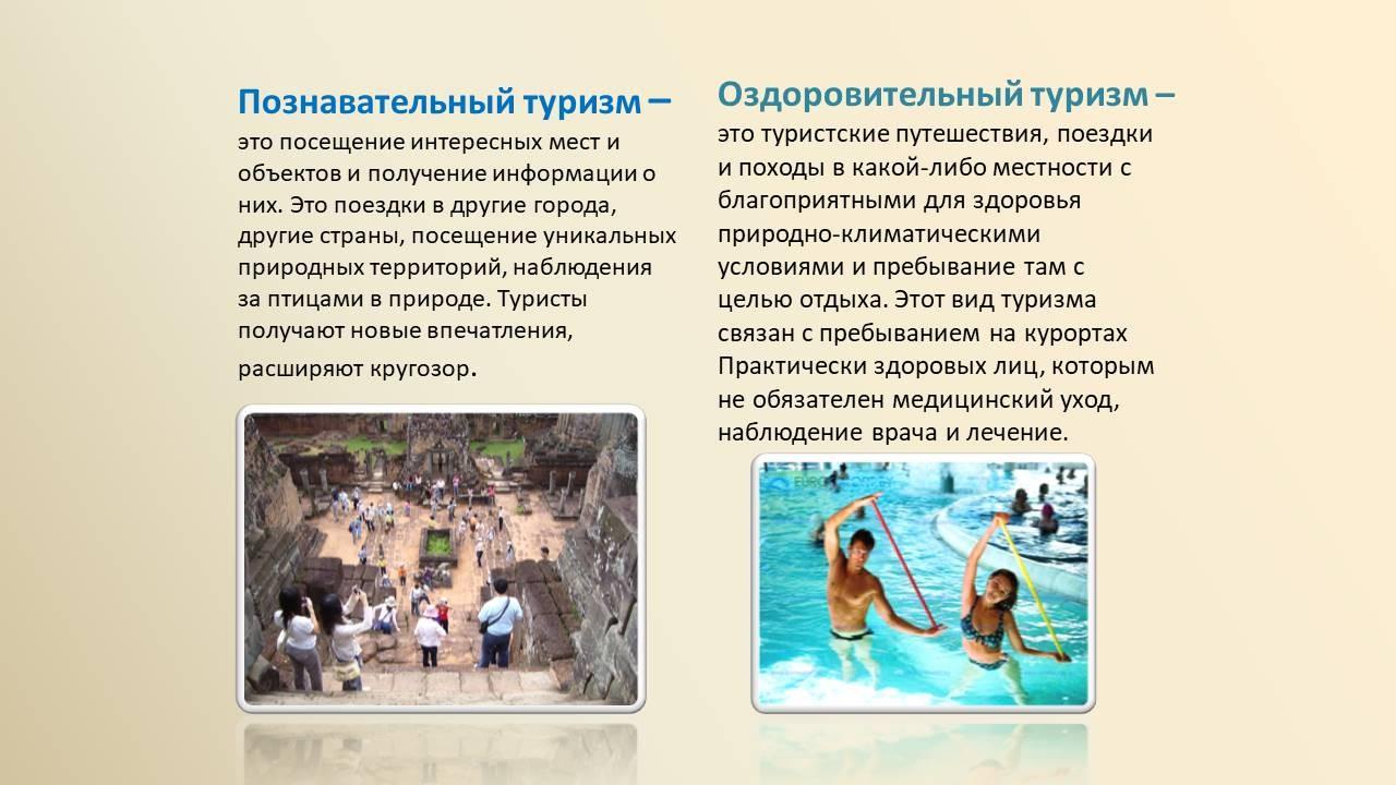 Что такое туризм? - other