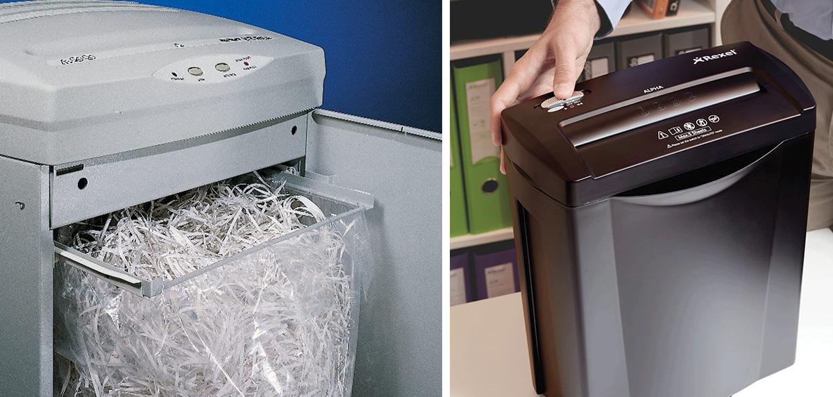 Шредер для бумаги: особенности прибора для измельчения, важные характеристики бумагоуничтожительной машинки
