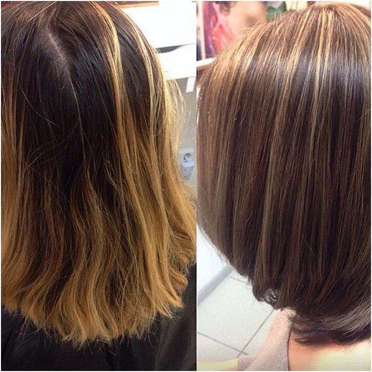 Балаяж на длинные волосы (38 фото): особенности окрашивания каштановых и других цветов волос, техника выполнения покраски