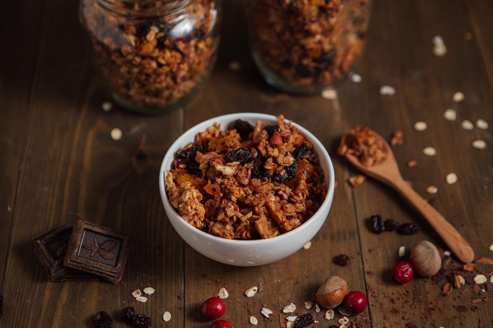 Гранола: польза и возможный вред продукта | food and health