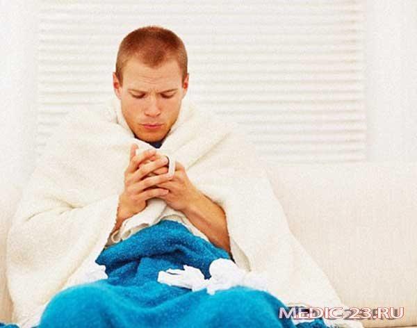 Озноб без температуры: причины у женщин и мужчин, как лечить