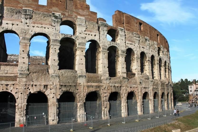 15 интересных фактов о римском колизее :: инфониак