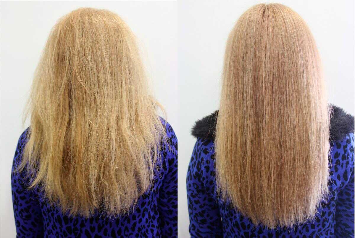 Ламинирование волос что это такое?(виды.уход)