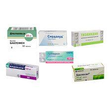 Миорелаксанты при остеохондрозе — полный список и описание препаратов
