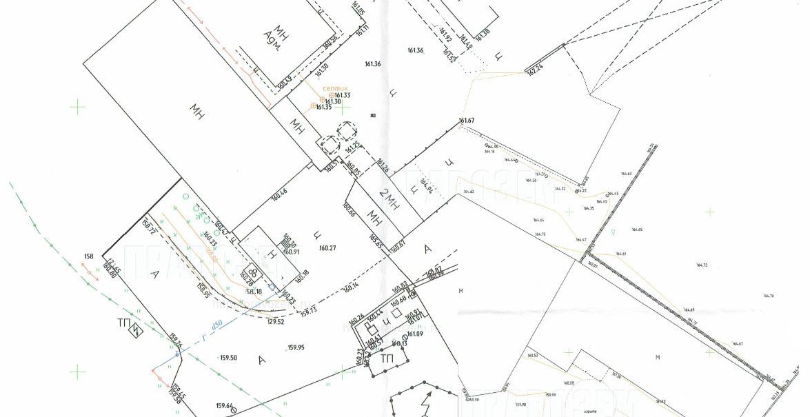 План местности: условные знаки и значение для человека