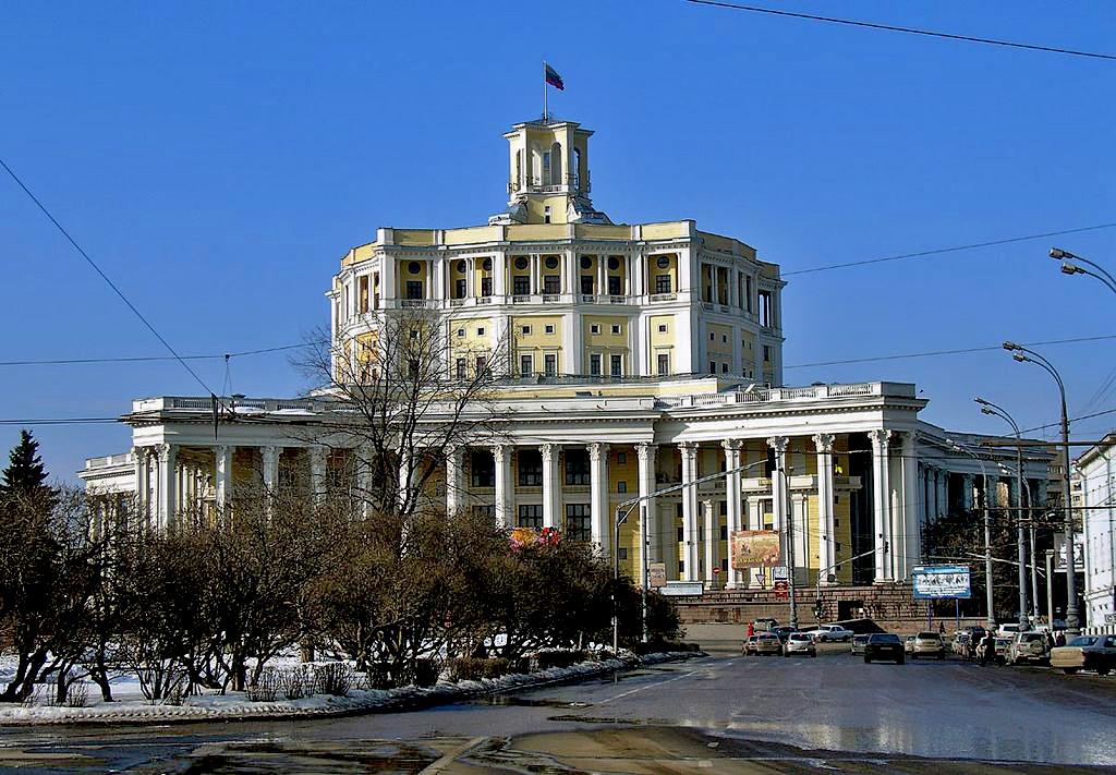 Взгляд на архитектуру: что такое портик :: syl.ru