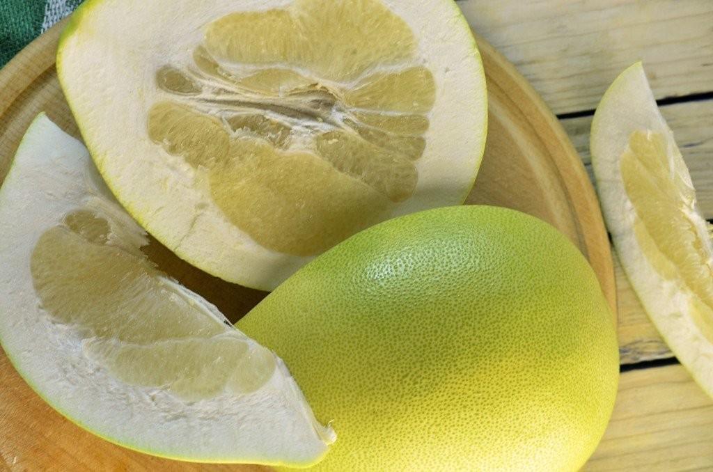 Что такое за фрукт помело