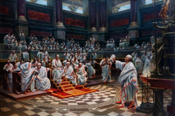 Римский сенат • ru.knowledgr.com