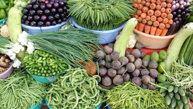 Виды и список овощей