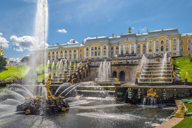 Санкт-петербург: особенности города, достопримечательности, музеи