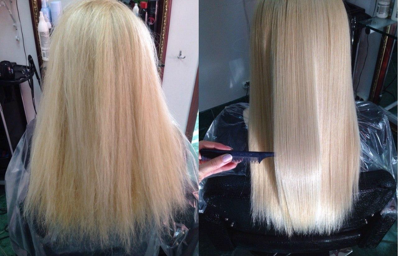 Ботокс для волос – зачем нужна процедура и для каких волос предназначена, фото до и после