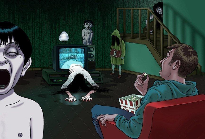 Что такое хоррор? игры жанра хоррор на пк