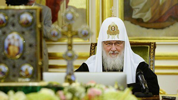 Патриарх константинопольский