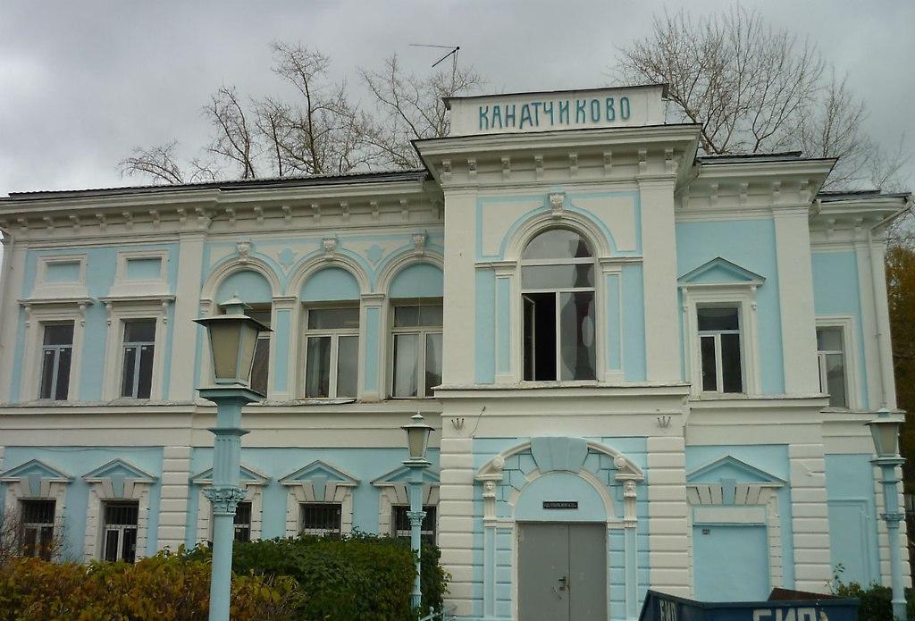 Канатчиково (москва) — википедия переиздание // wiki 2