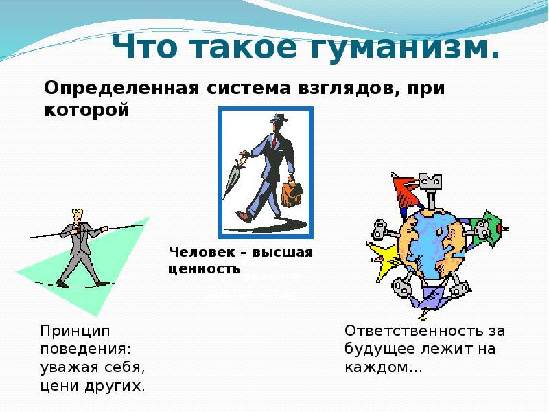 Гуманизм - история появления, идеи, гуманистические принципы и нормы прав человека