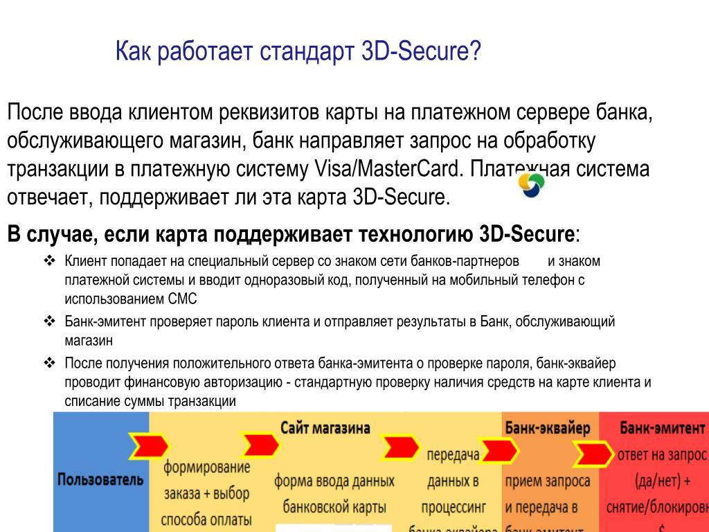 Сми: «мир» тестирует «умную» систему проверки трансакций 3d secure 2.0