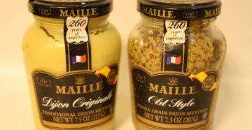 Чем отличается дижонская горчица от обычной? – женские вопросы