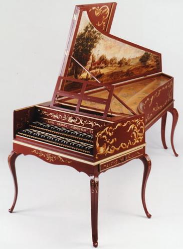 Клавесин - harpsichord - qwe.wiki
