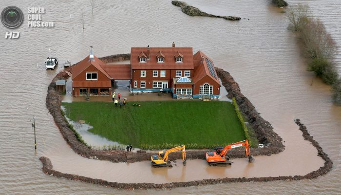4.1. наводнения. виды наводнений и их причины
